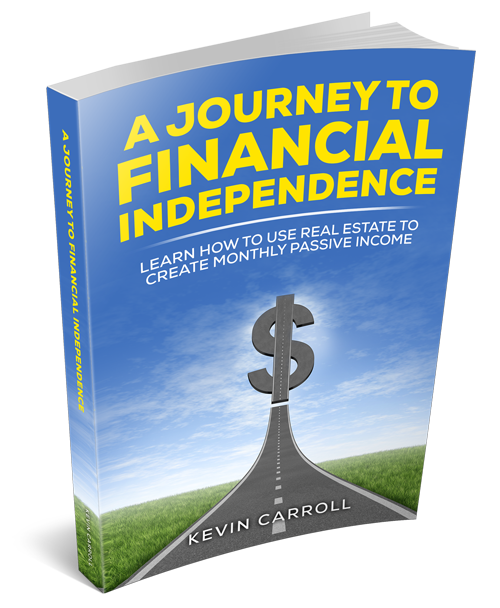Book Cover : A Journey to Financial Independence